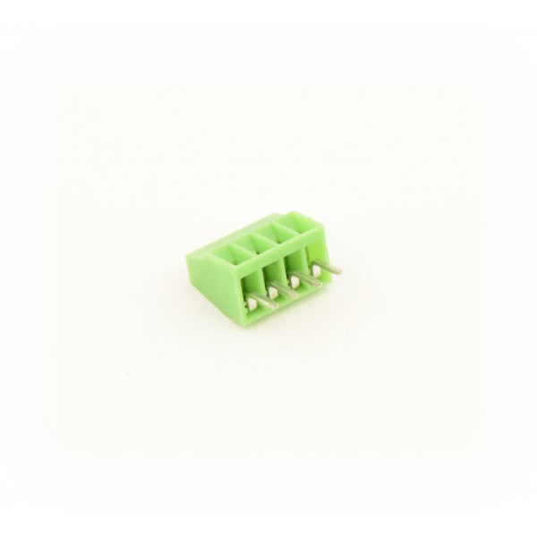 4 Pin Schroef Terminal Block Connector 2.54mm Afstand