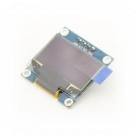 0.96 inch OLED Display 128*64 pixels white - I2C
