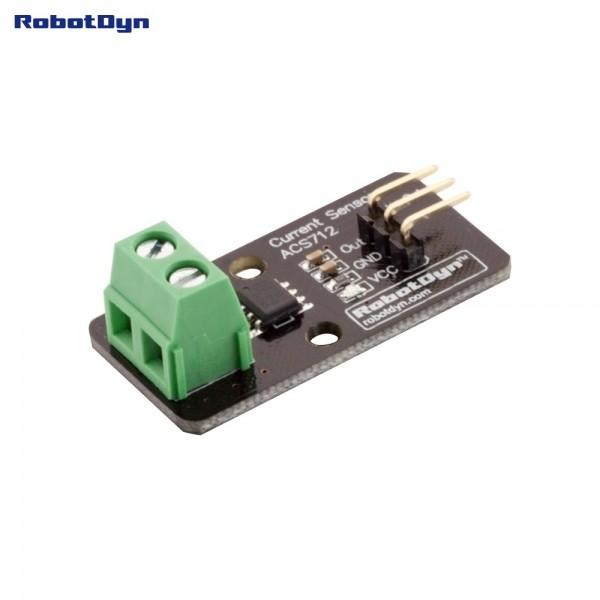 RobotDyn AC en DC Stroommeter ACS712 5A Module