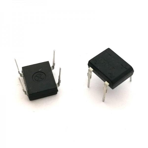 Gelijkrichter - DB107 - 1A 1000V