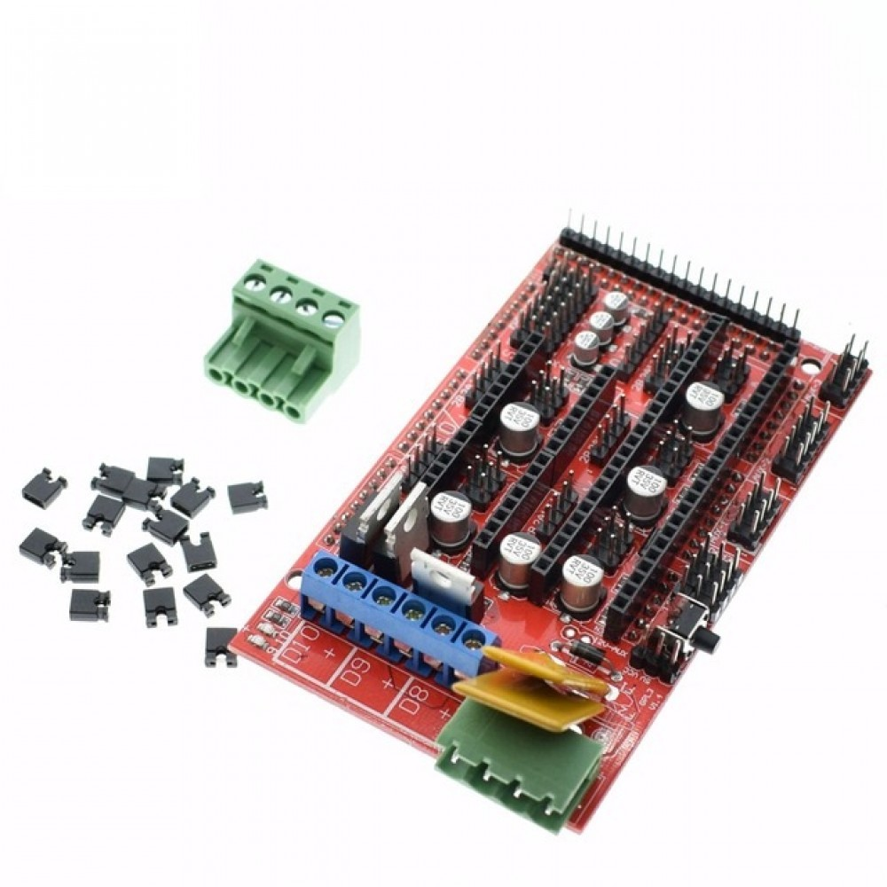 RAMPS 1.4 3D Printer Control Board