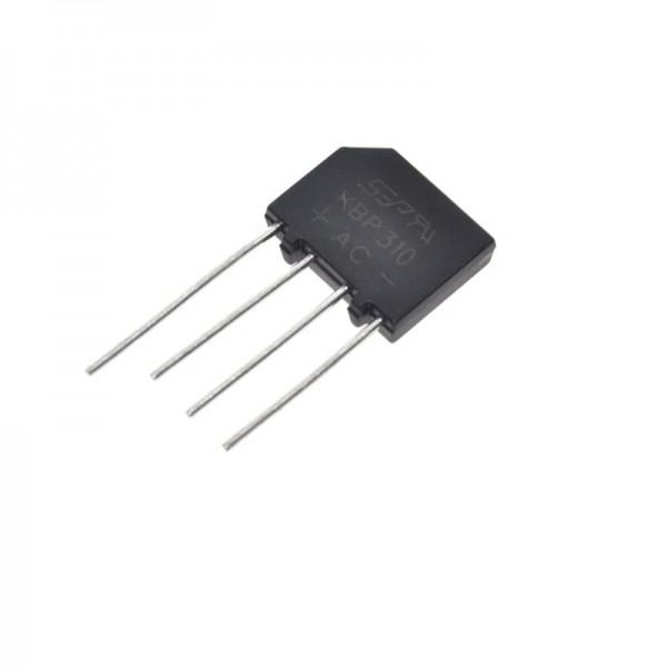 Rectifier - KBP310 - 3A 1000V
