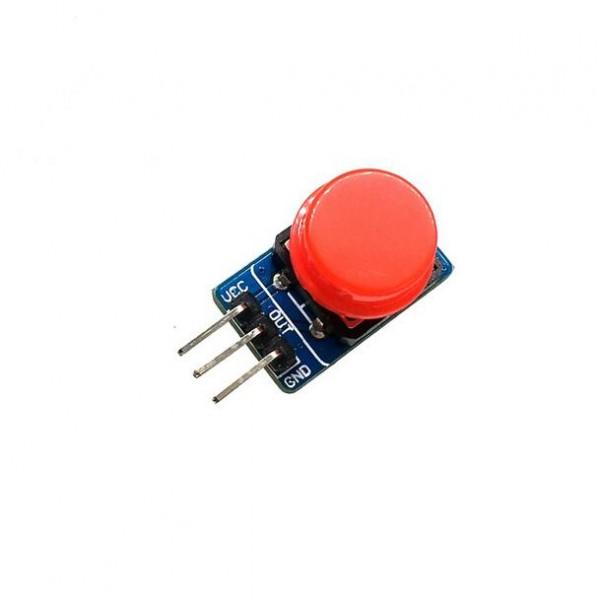 Drukknop module - Rood