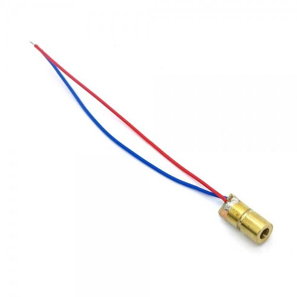 Red laser 5V 650nm wire