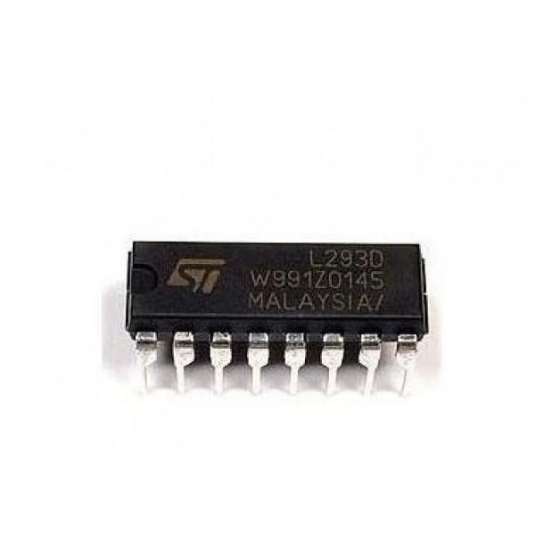 L293D Motor driver - 16-pin DIP