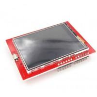 2.4 inch TFT Display Shield - 240*320 pixels - Met touchscreen