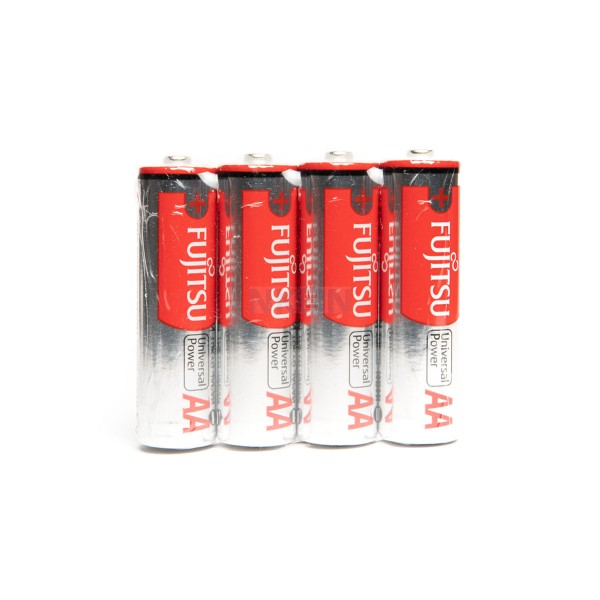 Fujitsu Alkaline 4x AA Battery