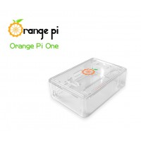 Orange Pi One Behuizing - Transparant