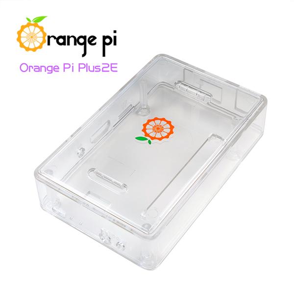 Orange Pi Plus2E Enclosure - Transparent