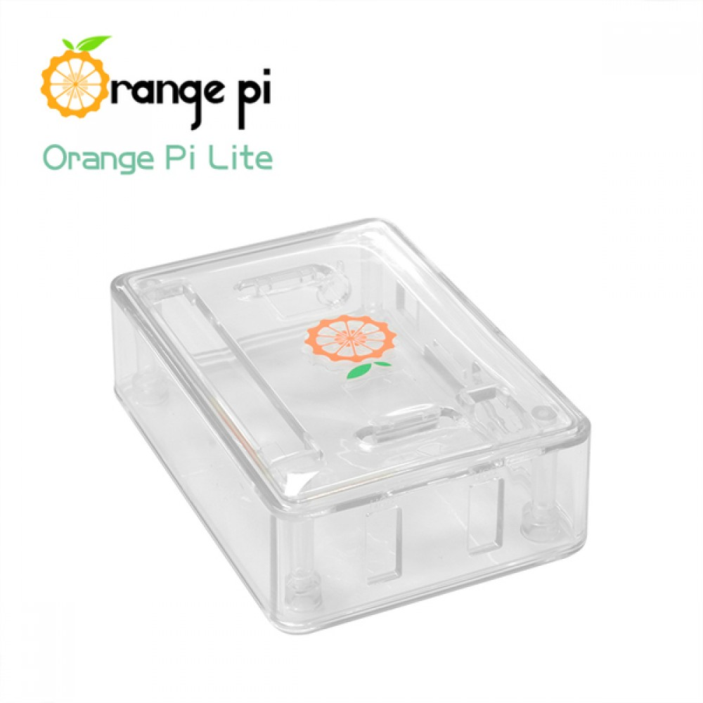 Orange Pi Lite Behuizing - Transparant