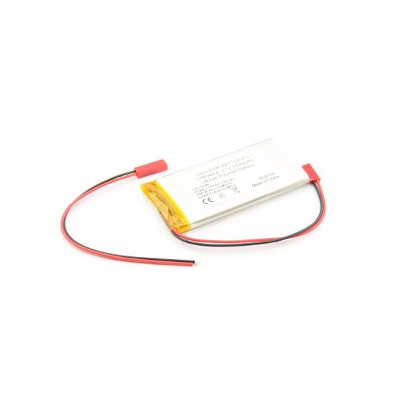 Li-Po Battery 3.7V 2600mAh