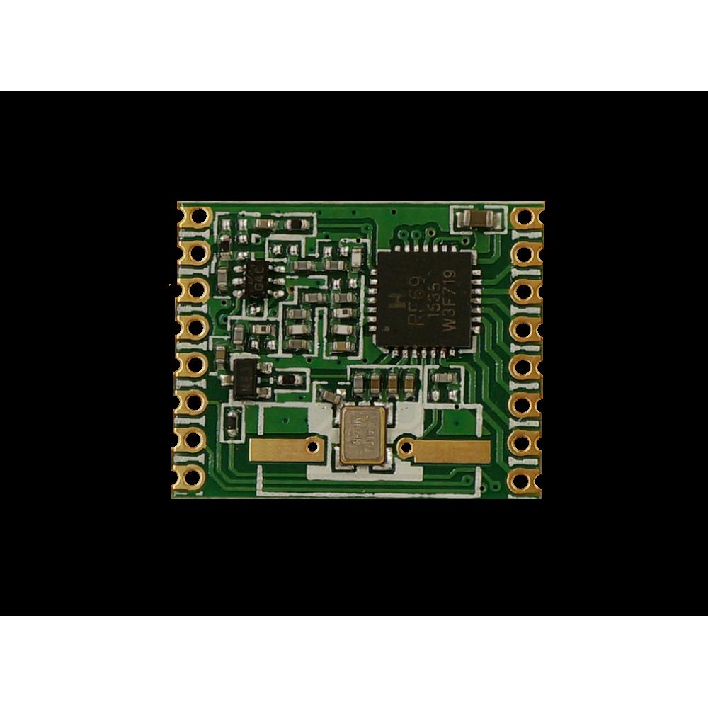 HopeRF RFM69HW 433Mhz RF Transceiver - High Power