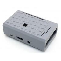 Raspberry Pi 2-3(B) Behuizing - Grijs - Optie voor camera