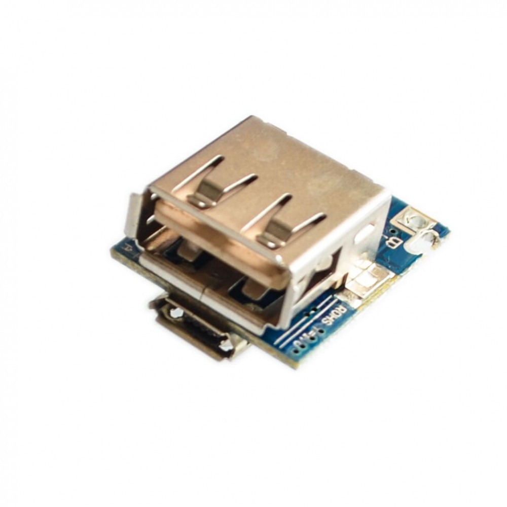 Usb Dc Converter 1000ma With Li Ion Charge And Protection Circuit Circuits