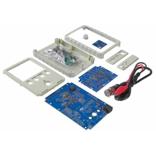 JYE Tech DSO150 - Portable Oscilloscope - DIY kit
