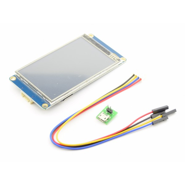 Nextion HMI Display 3.2 Inch 400x240 with Touchscreen