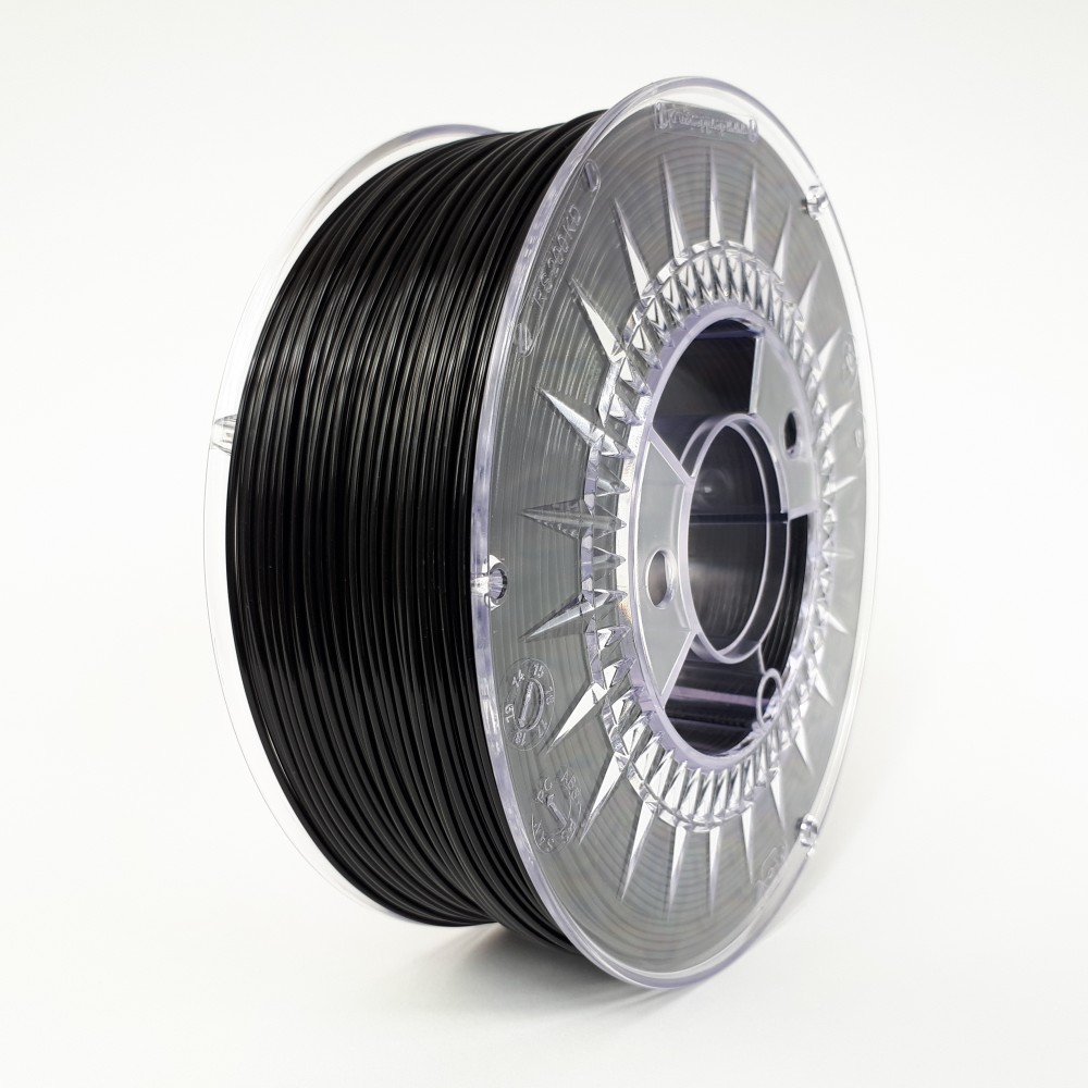 Devil Design PLA Filament 1.75mm - 1kg - Zwart
