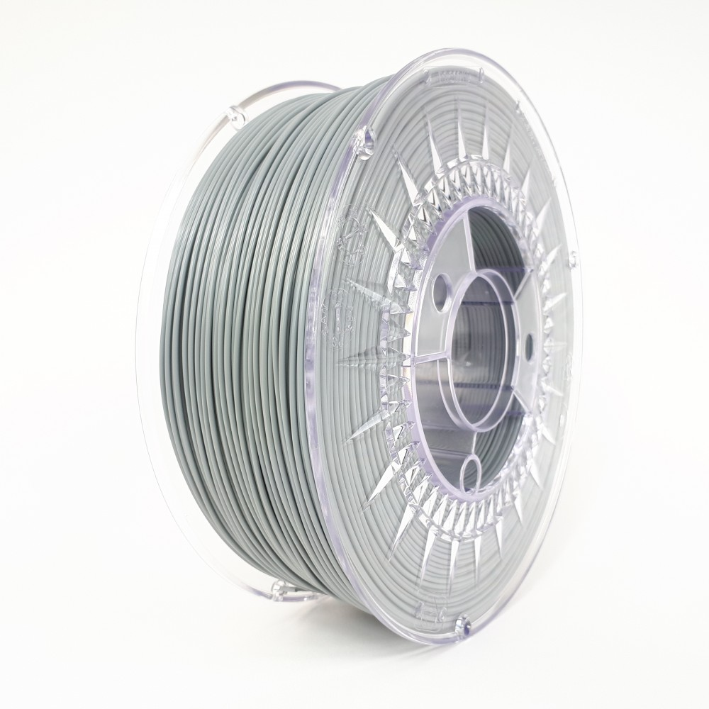 Devil Design PLA Filament 1.75mm - 1kg - Grijs
