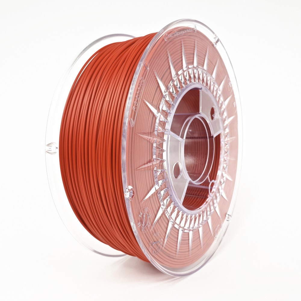 Devil Design PLA Filament 1.75mm - 1kg - Rood