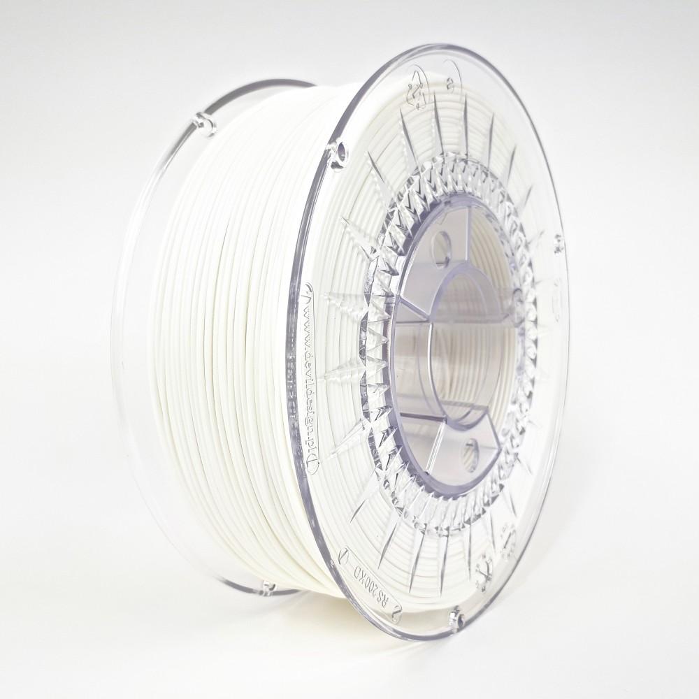 Devil Design PLA Filament 1.75mm - 1kg - Wit