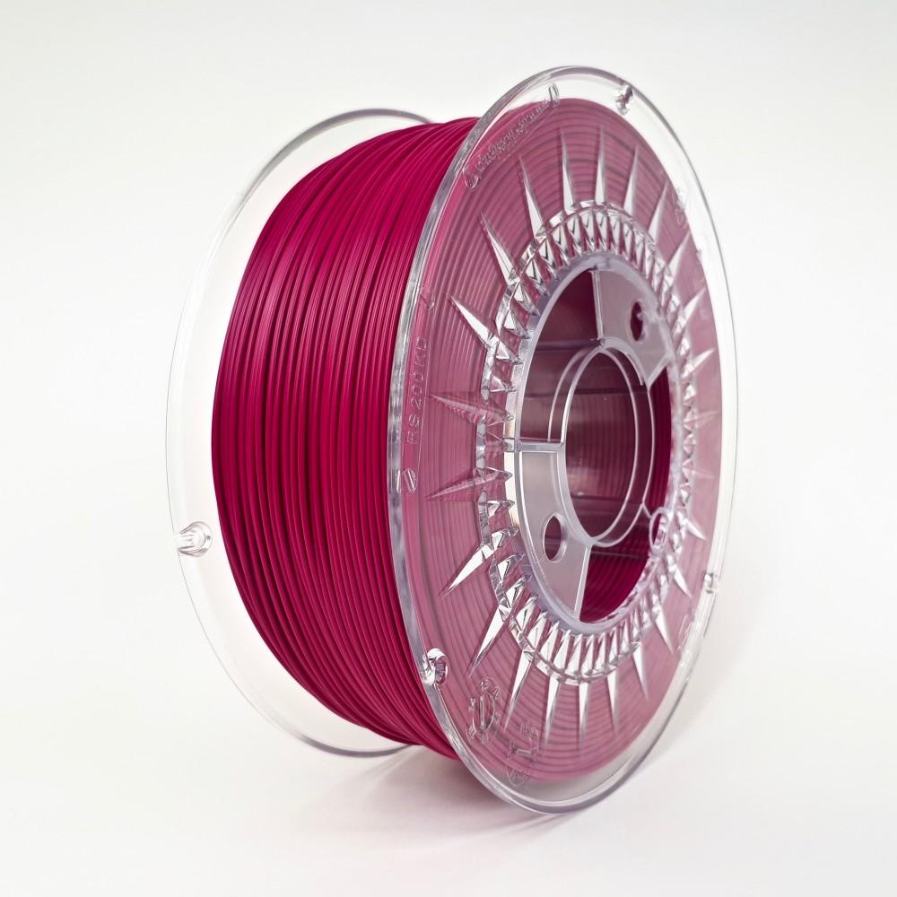 Devil Design PLA Filament 1.75mm - 1kg - Raspberry Rood