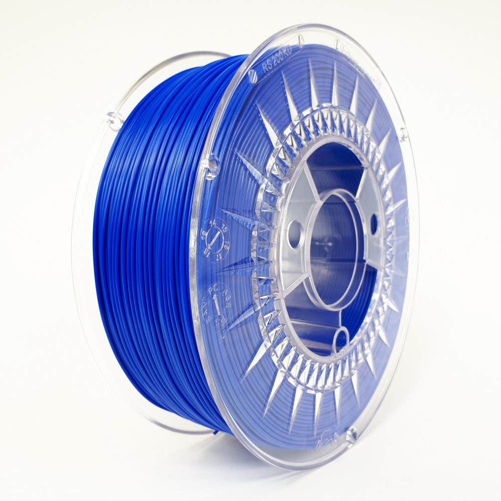 Devil Design PLA Filament 1.75mm - 1kg - Super Blauw