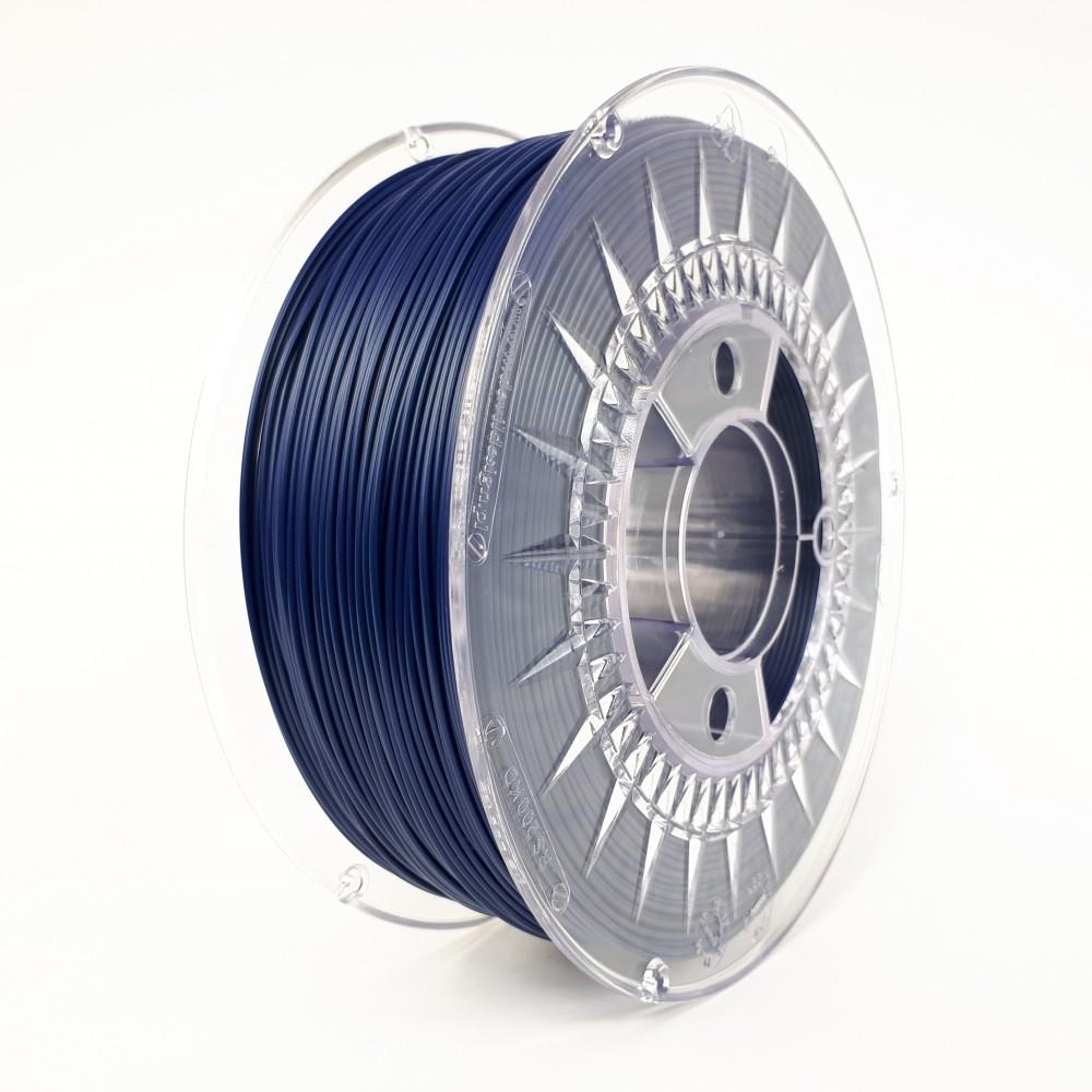 Devil Design PLA Filament 1.75mm - 1kg - Donker Blauw