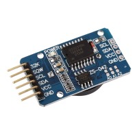 RTC DS3231 with AT24C32 eeprom incl. Battery
