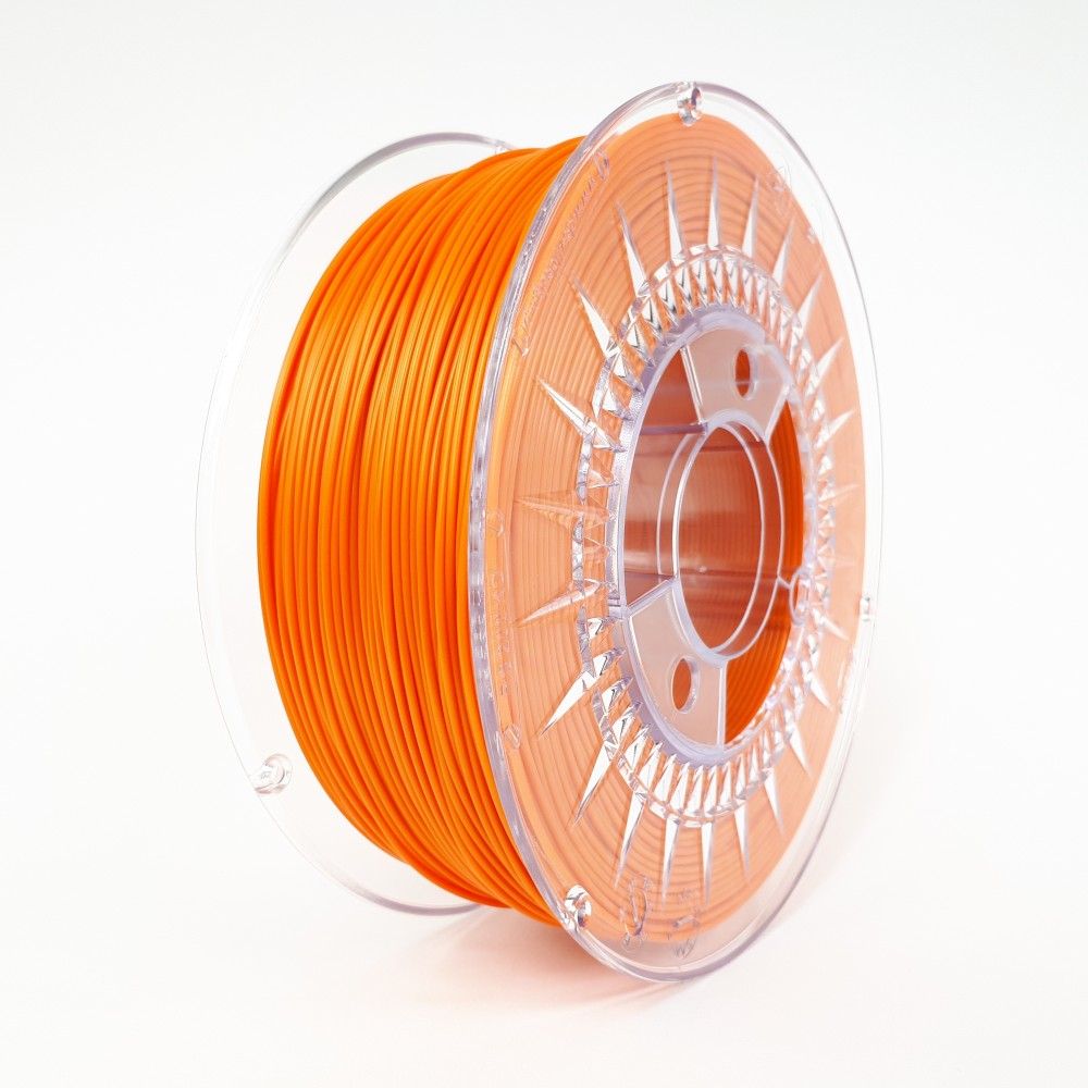 Devil Design PLA Filament 1.75mm - 1kg - Oranje