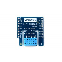 Wemos DHT12 Temperature and Humidity Shield voor D1 Mini