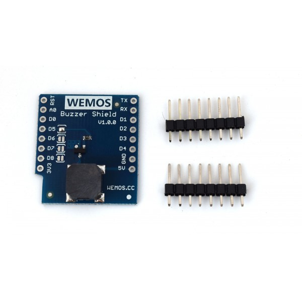 Wemos Buzzer Shield voor D1 Mini