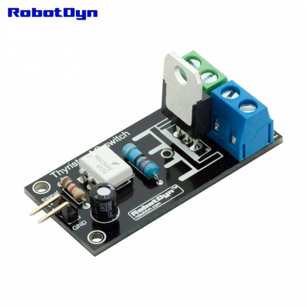 RobotDyn Thyristor AC Switch 3.3-5V