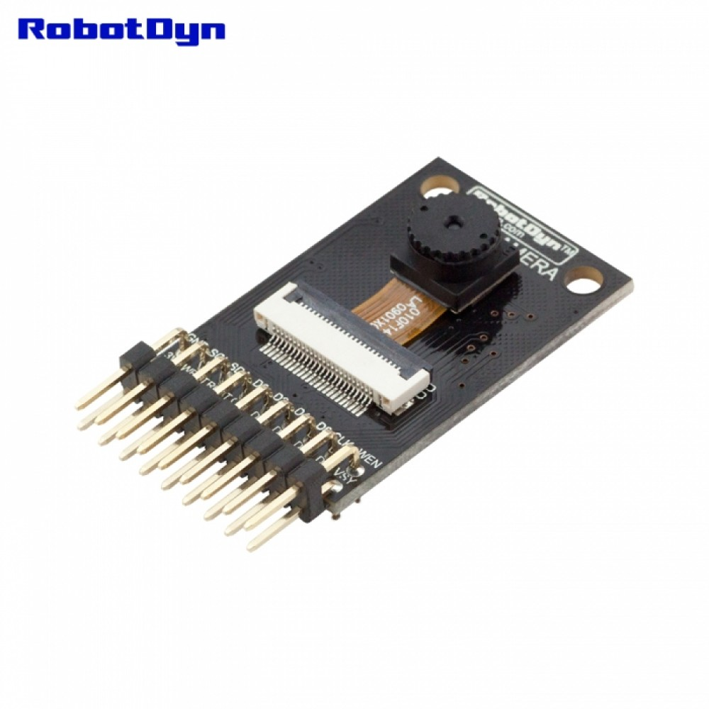 RobotDyn OV7670 CMOS Camera Module - With AL422 FIFO - RDOV7670AL422