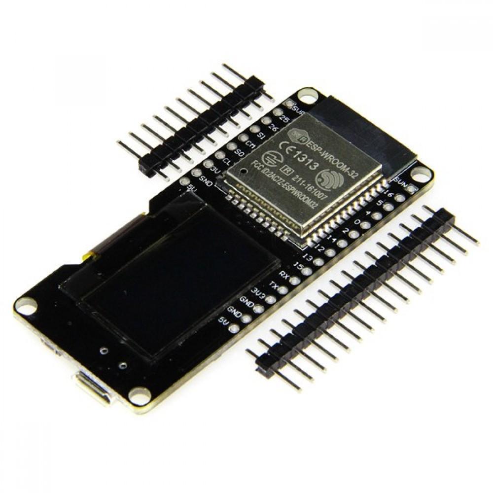 ESP32 Wi-Fi en Bluetooth Board met OLED Display - CP2102 - ESP32CP2102OLED