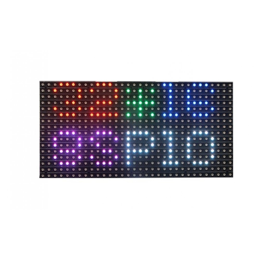 32x16 RGB LED Matrix - 320x160mm