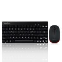 Perixx Wireless Mini Keyboard and Mouse - PERIDUO-712