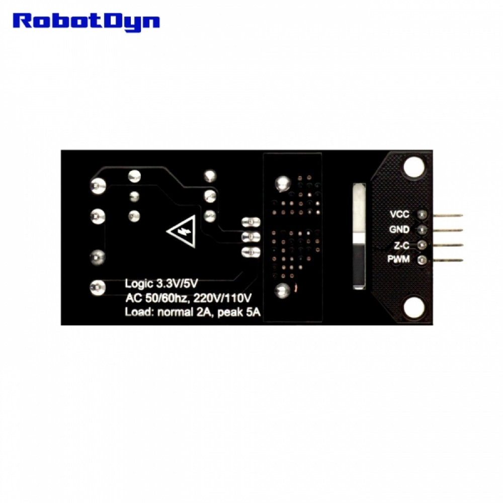 Touch Dimmer Switch Circuit Arduino Multiple Lights Dimmer