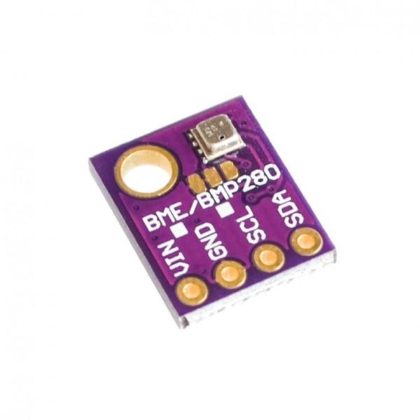 BME280 Digitale Barometer Druk en Vochtigheid Sensor Module met Level Converter