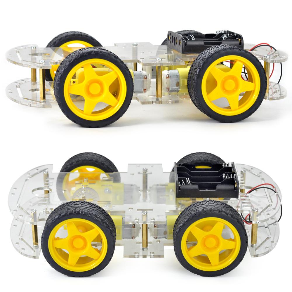 Auto Kit - Zelfbouw -  4WD
