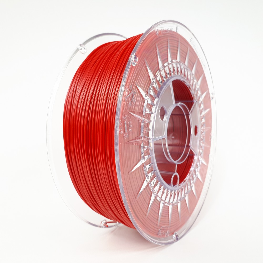 Devil Design PETG Filament 1.75mm - 1kg - Red