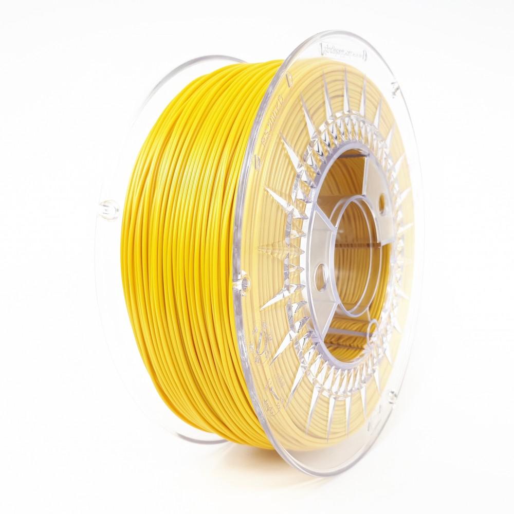 Devil Design PETG Filament 1.75mm - 1kg - Bright Yellow