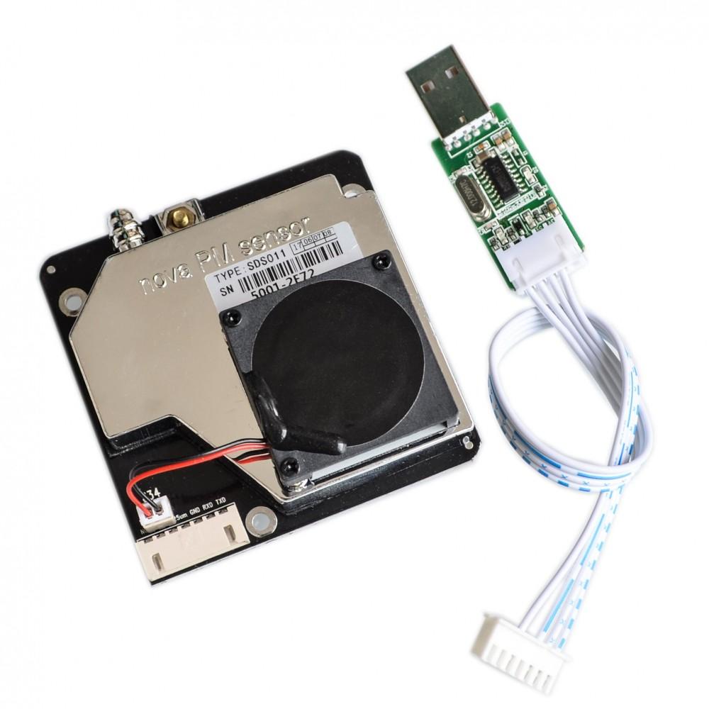 Nova SDS011 High Precision Laser Dust Sensor - SDS011