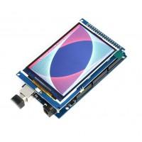 3.5 inch TFT Display 320*480 pixels - Mega-Due Compatible - ILI9486
