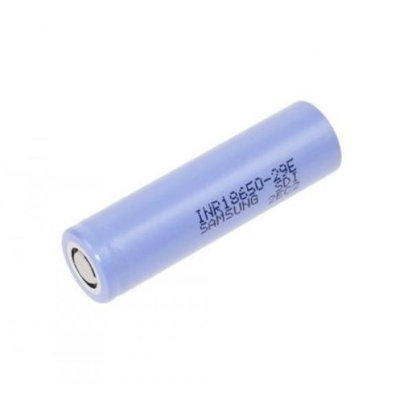 Samsung 18650 Li-ion Battery - 2900mAh- 8.25A - INR18650-29E