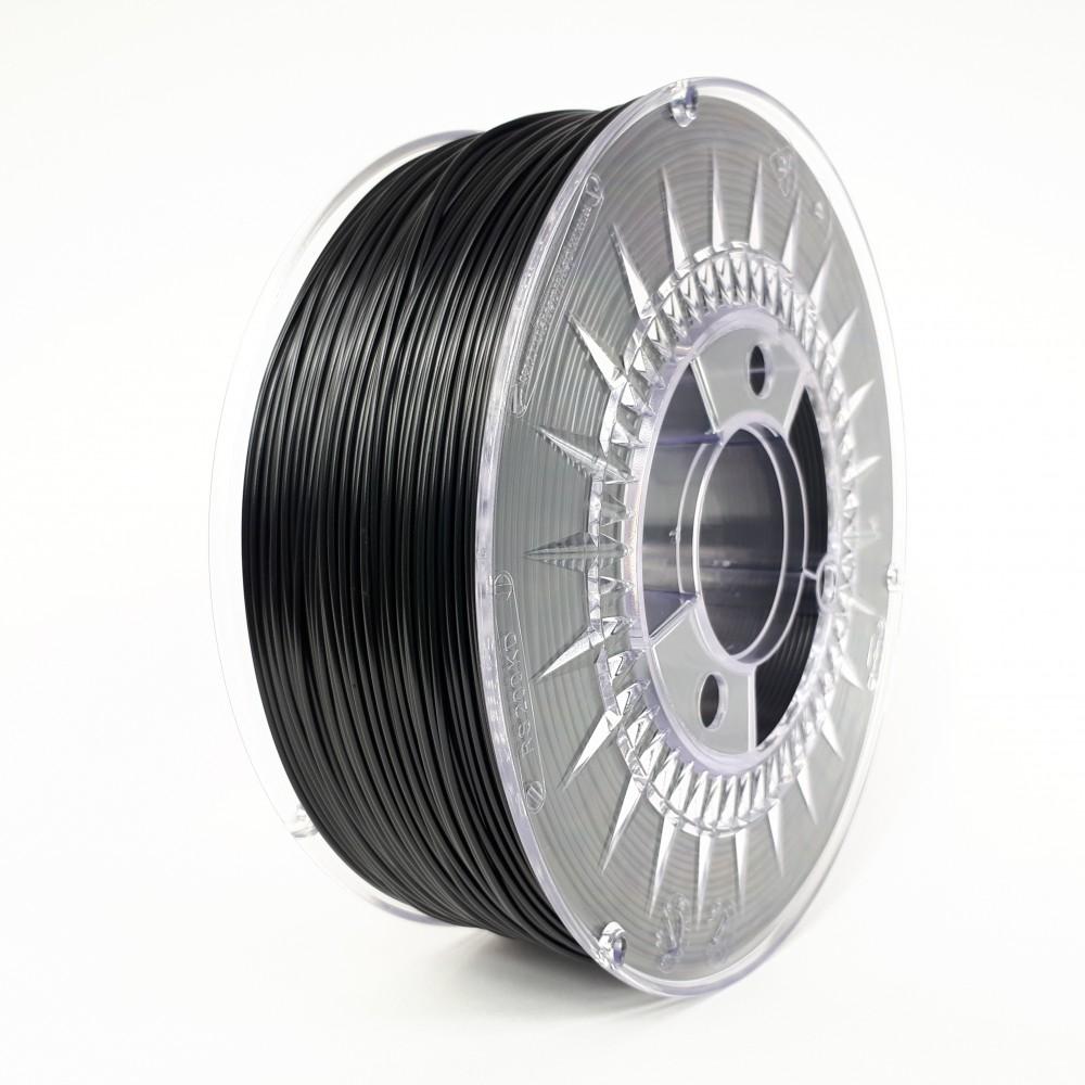 Devil Design ASA Filament 1.75mm - 1kg - Zwart
