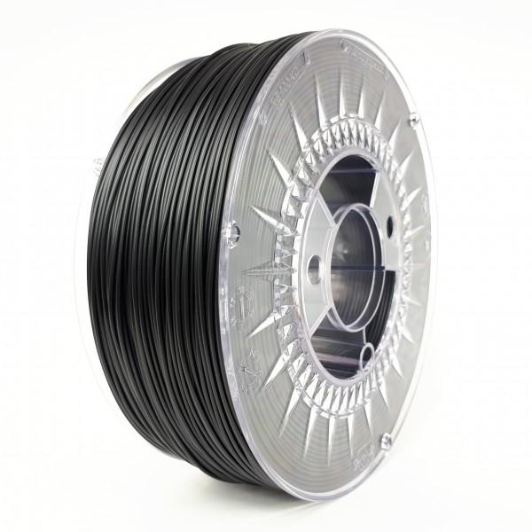 Devil Design HIPS Filament 1.75mm - 1kg - Zwart