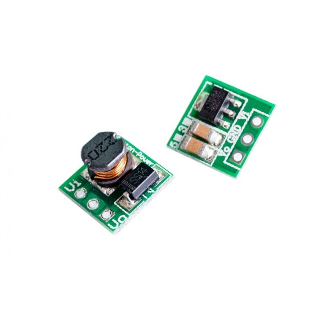 Mini DC-DC 3.3V Step-up Boost Converter 400mA