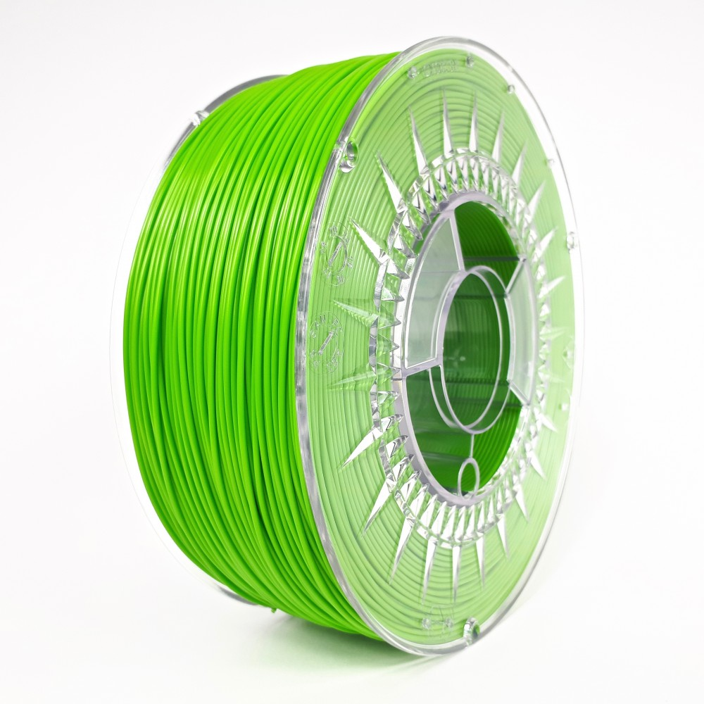 Devil Design ABS+ Filament 1.75mm - 1kg - Felgroen