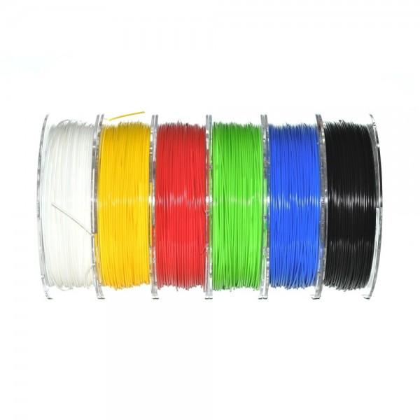 Devil Design PLA Filament 1.75mm - 6x 0.33kg - Startpack