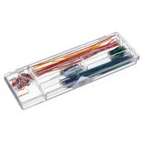 Breadboard wires 140 pieces - various sizes in a box